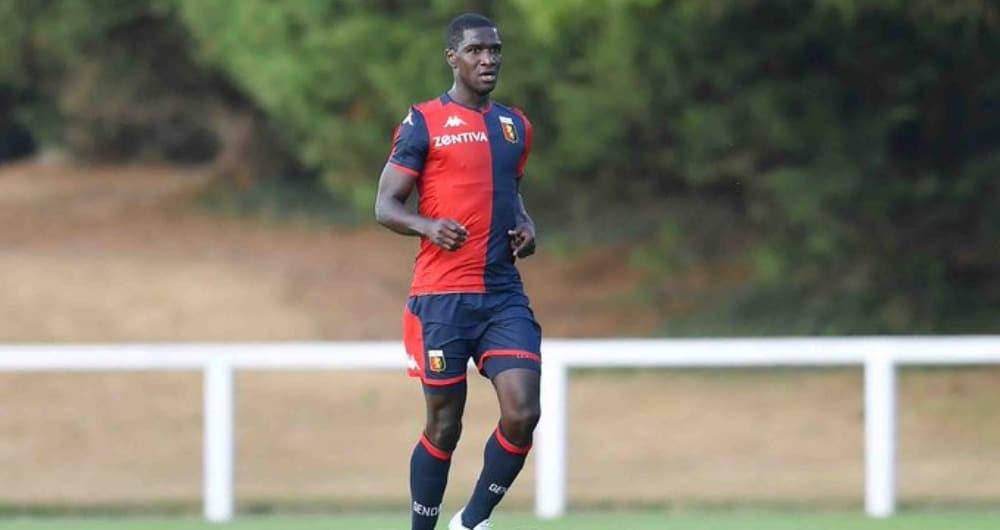 Cristian Zapata Genoa