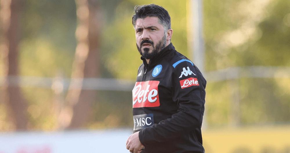 Gennaro Gattuso allenatore Napoli