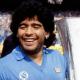 Diego Armando Maradona Coppa Uefa Napoli