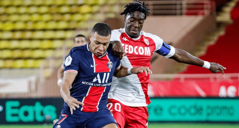 Mbappe Monaco-Psg Ligue 1
