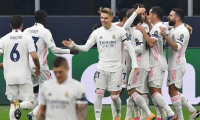 esultanza gol Eden Hazard Real Madrid Liga