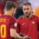 Francesco Totti Daniele De Rossi Roma