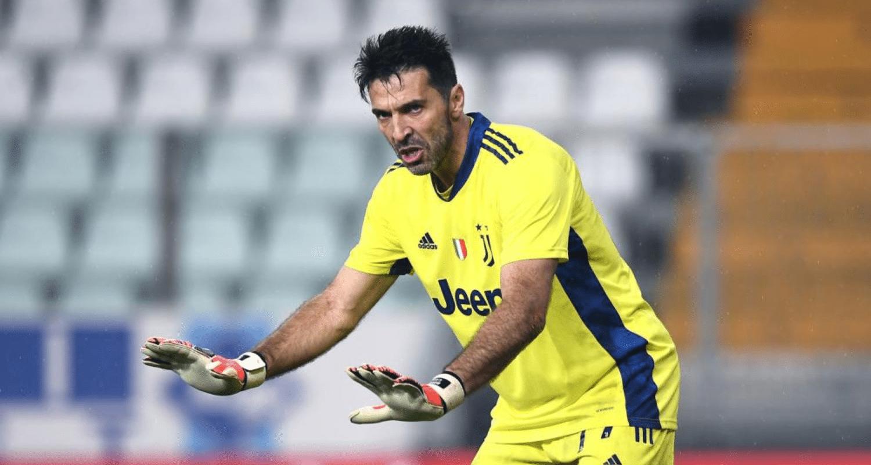 Gianluigi Buffon portiere Juventus