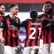 esultanza gol Frank Kessie Milan