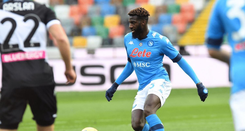 Bakayoko Udinese-Napoli