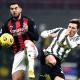Federico Chiesa-Theo Hernandez Milan-Juventus