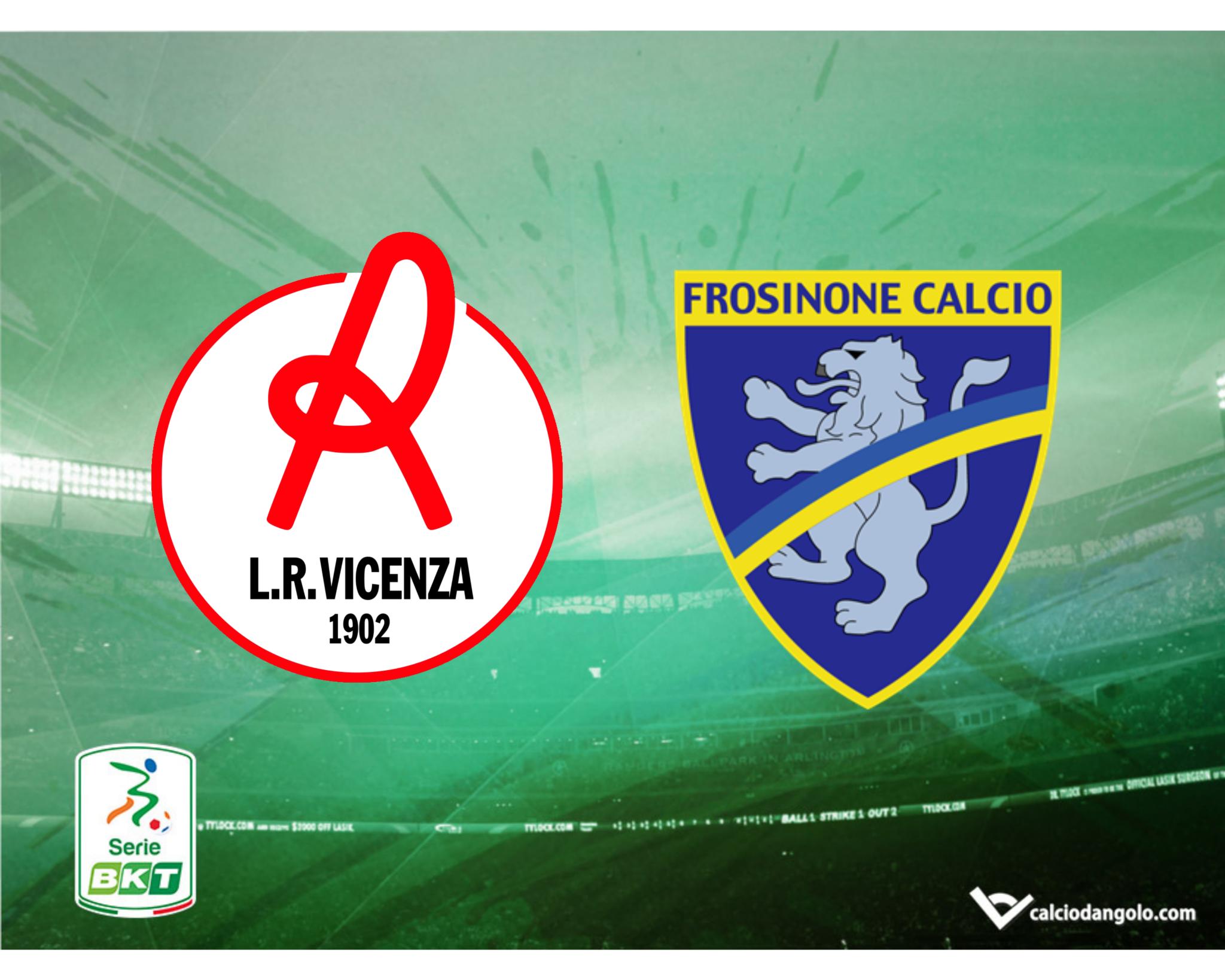 Pronostico Vicenza-Frosinone