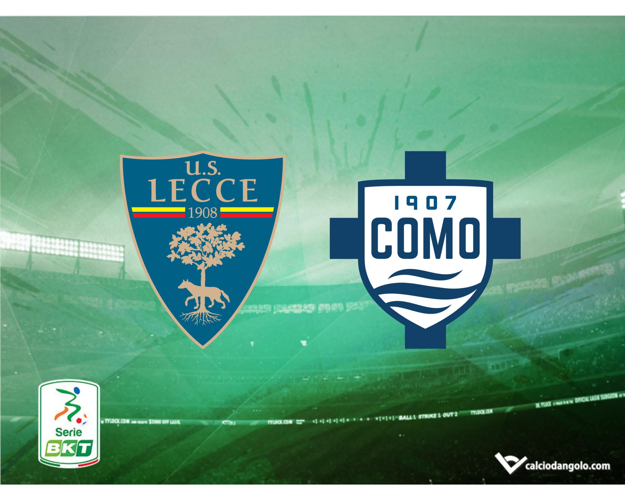 Lecce-Como pronostico