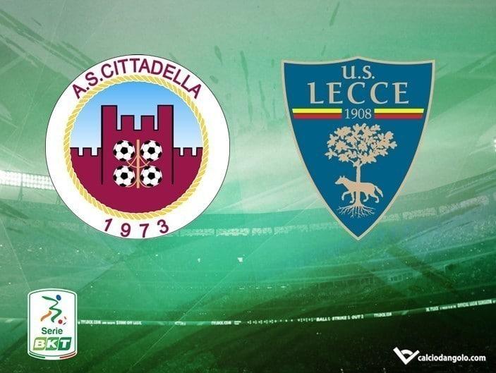 Pronostico Cittadella - Lecce