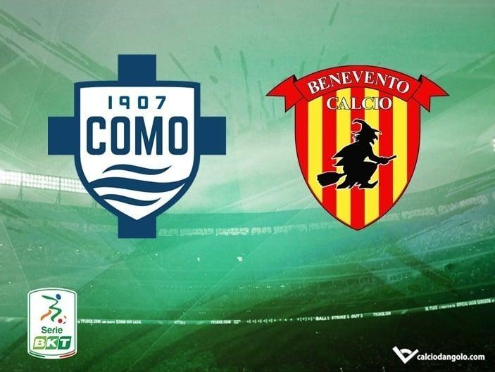 Pronostico Como - Benevento