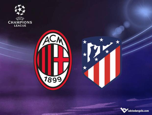 Pronostico Milan – Atletico Madrid
