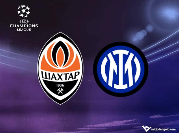 Pronostico Shaktar Donetsk - Inter