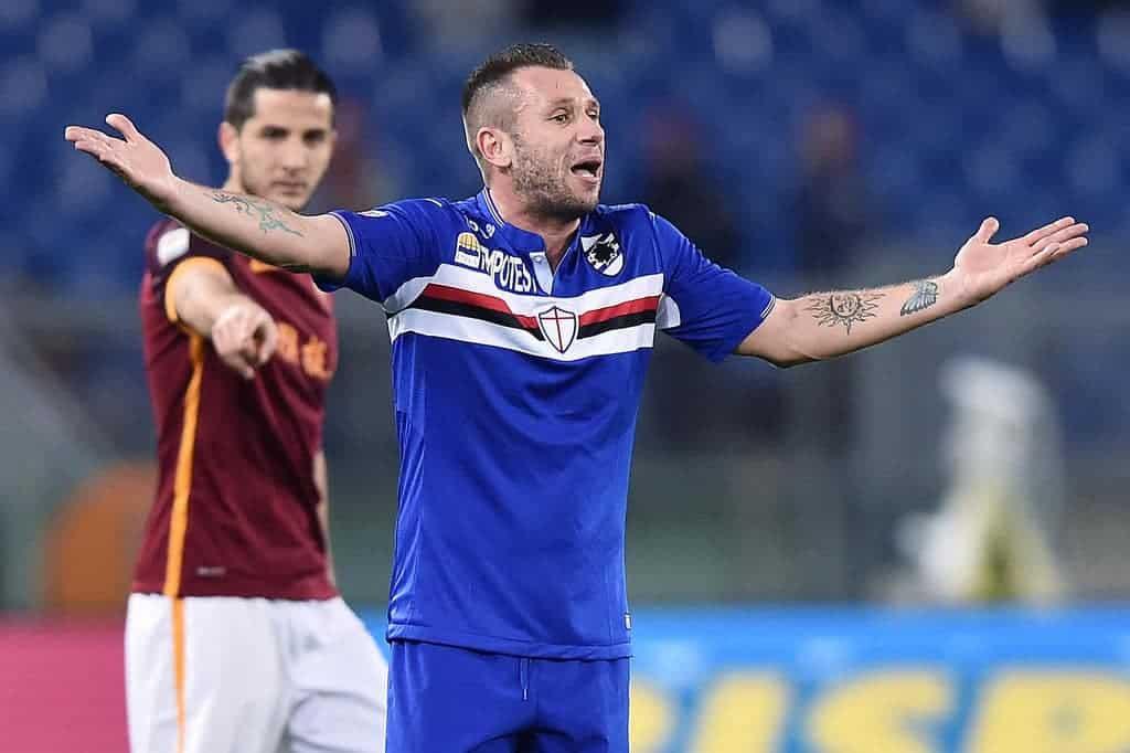 """Cassano: """"Inter da Scudetto grazie a Spalletti. Verona? Ho perso parecchi soldi"""""""