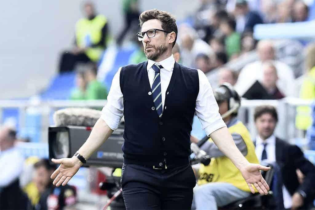 Spalletti-Inter, la Roma stringe per Di Francesco: le ultime