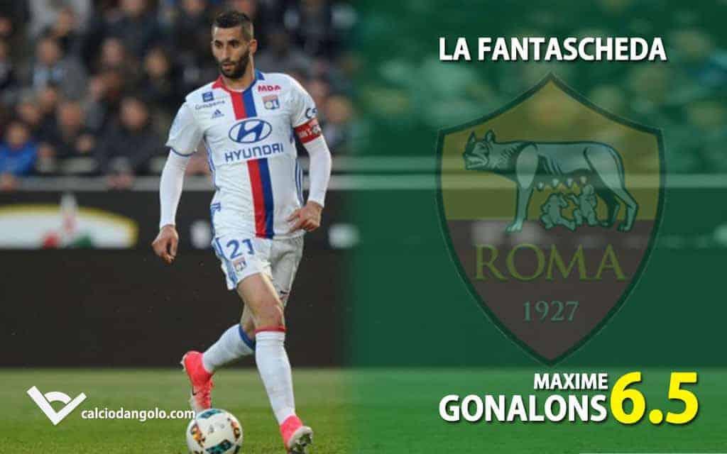 La Roma presenta a Pinzolo il neo acquisto Gonalons