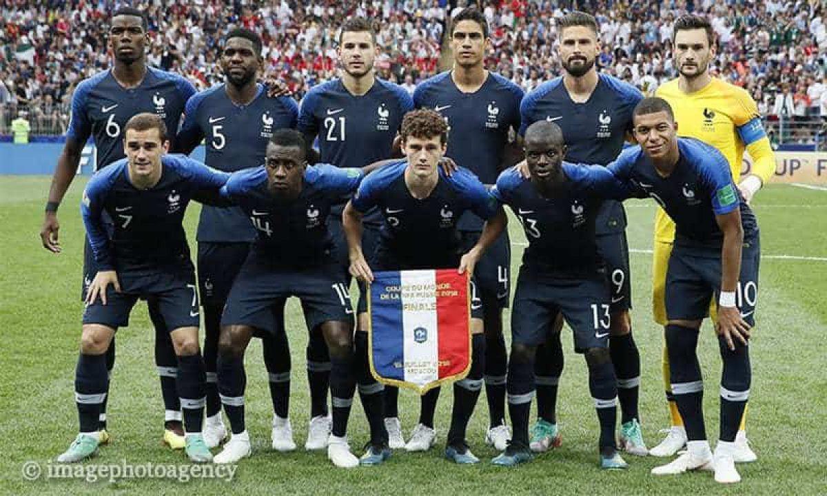 Mondiali 2018: chi sono e dove giocano i 23 campioni del mondo ...