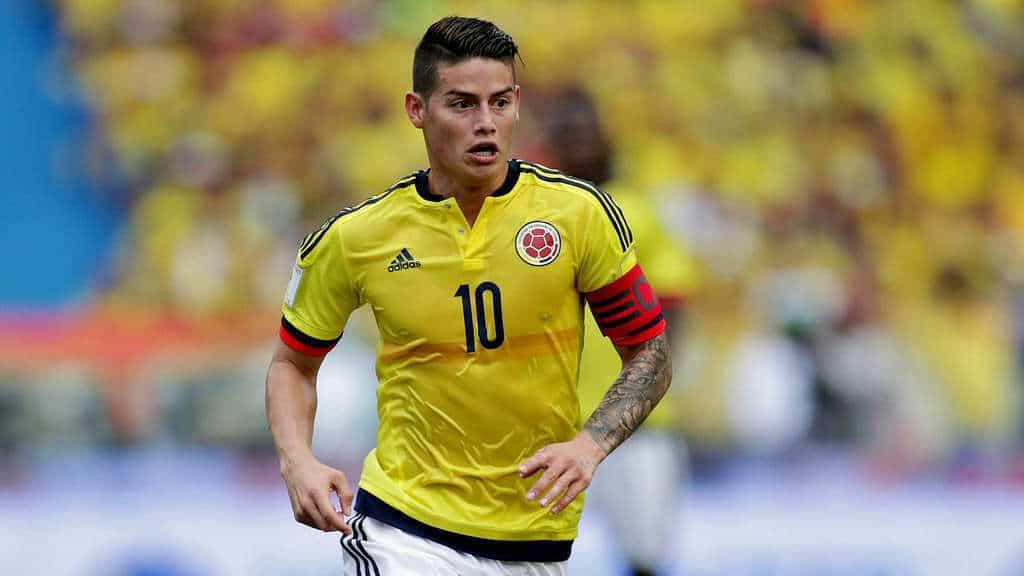 Mondiali 2018, le formazioni ufficiali di Colombia-Inghilterra: assente James Rodriguez