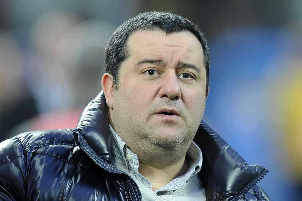 """Raiola: """"Spero che il titolare al Milan sarà Reina. La Nazionale fa schifo"""""""