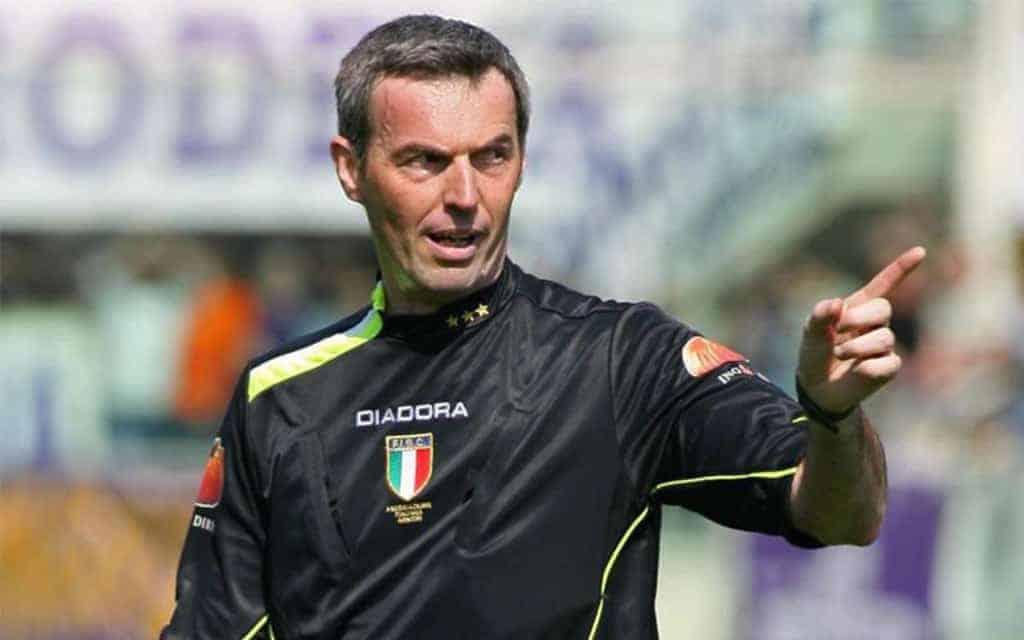 Il calcio italiano piange Stefano Farina, ex arbitro deceduto all'età di 54 anni