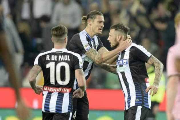 Bologna-Udinese, i convocati di Luigi Delneri: c'è Angella