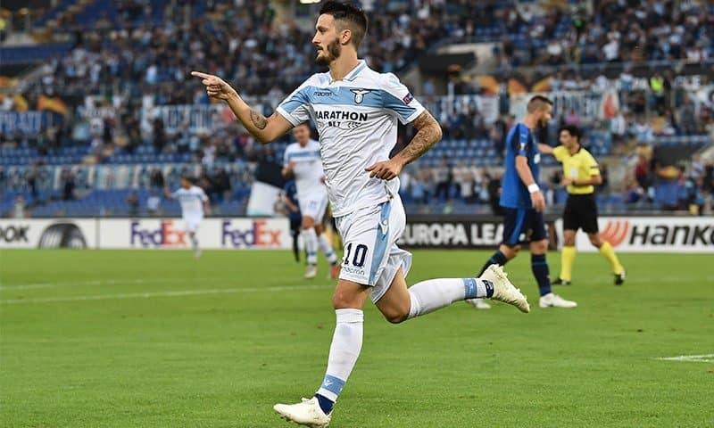 Lazio-Apollon 2-1: Luis Alberto e Immobile in gol, Caicedo protagonista
