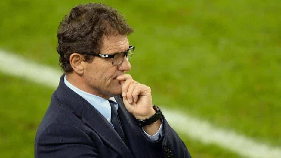 Fabio Capello allenatore