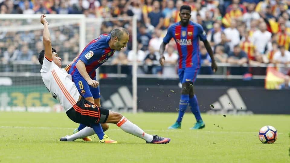 Juventus - Iniesta: un altro colpaccio dal Barcellona?