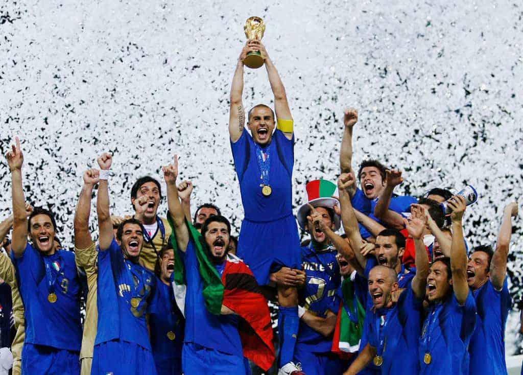 """Italia-Polonia: da Lippi a Cannavaro, gli ex campioni del mondo in coro: """"Giovani ed entusiasmo per ripartire"""""""