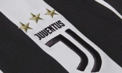 nuova maglia juventus logo