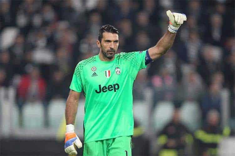 Champions, Juve, Buffon: Sarebbe una gioia diventare il più anziano vincitore