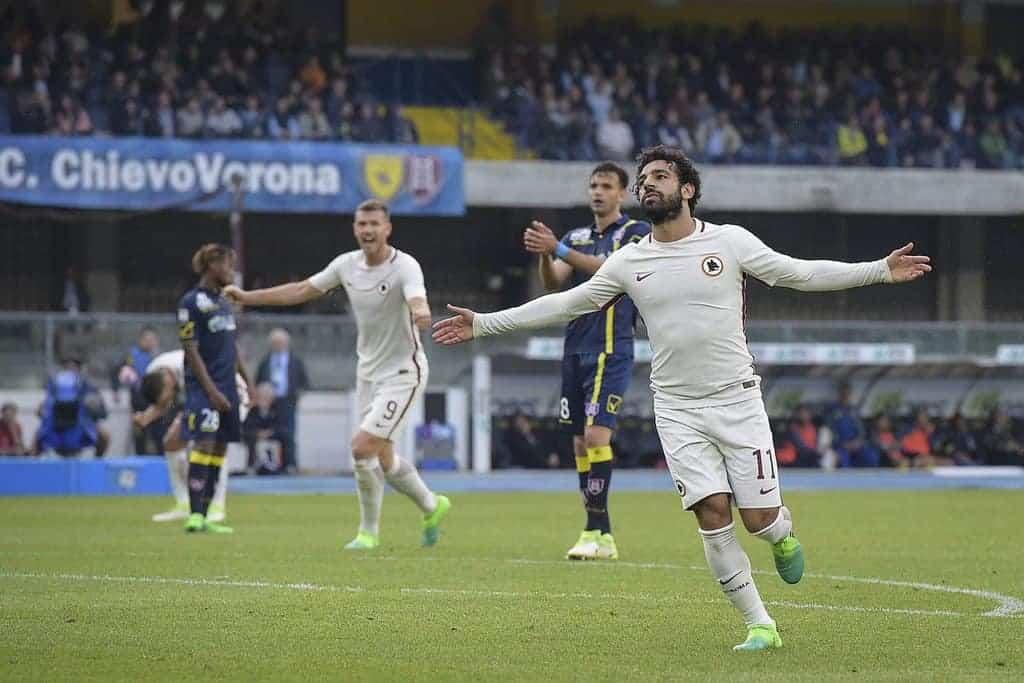 Calciomercato Roma, Salah va al Liverpool: affare fatto