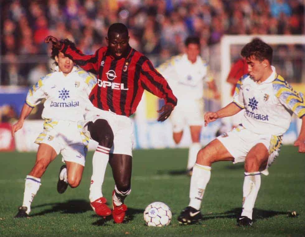 George Weah migliori africani storia del calcio